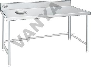 Dirty Dishlanding Table