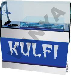 Kulfi Showcase