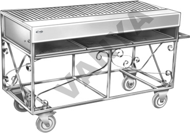 Mobile Bar-Be-Que
