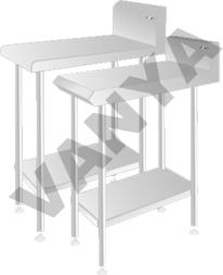 Spreder Table